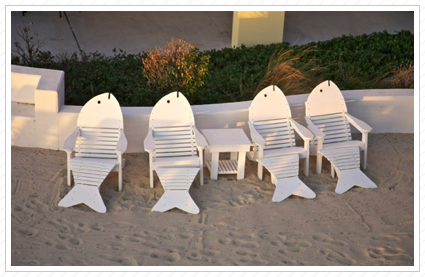 Fish Chairs, Key West ©